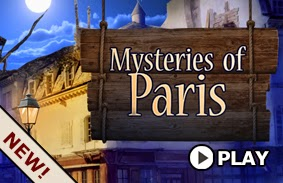 Hidden4Fun Mysteries of Paris