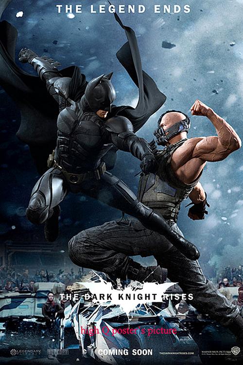 Batman O Cavaleiro das Trevas Ressurge Dublado