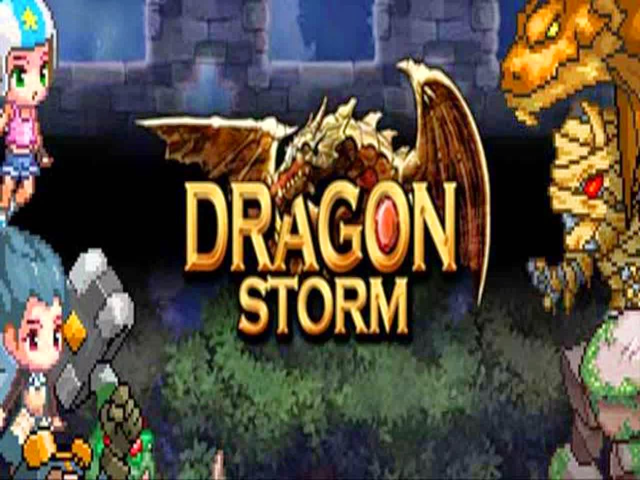 Download Game Dragon Storm APK Action Game