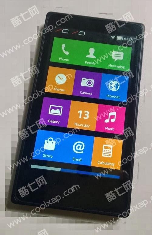 Nokia, Nokia X, Nokia Normandy