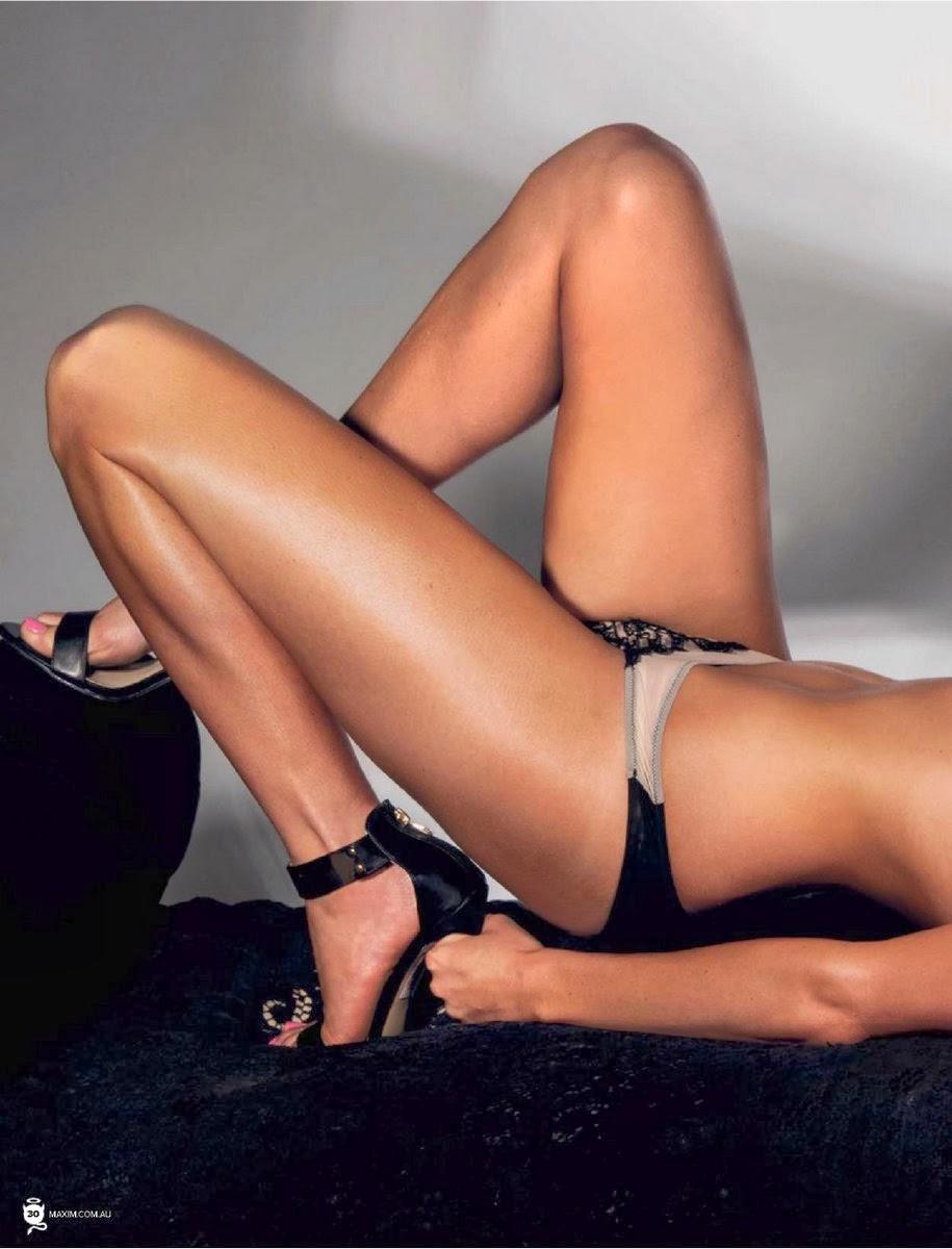 Magazine Photoshoot : Candice Falzon Hot Photoshoot for Maxim Magazine Australia January 2014 issue