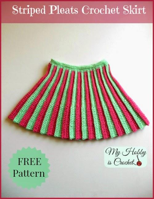 Fiber Flux: Super Stripes! 30+ Free Crochet Patterns Full ...