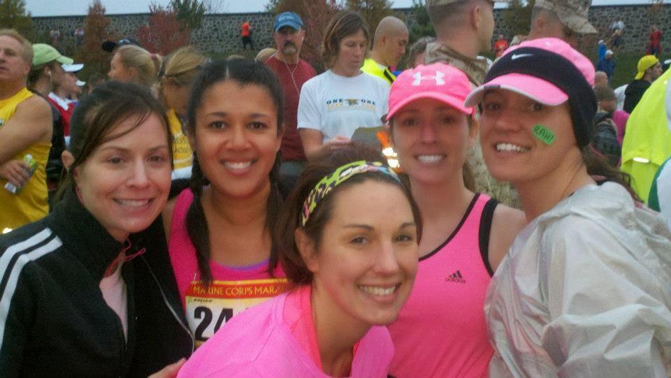 2012 Marine Corps Marathon