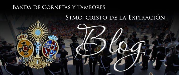 Blog - Banda de Cornetas y Tambores Stmo. Cristo de la Expiración