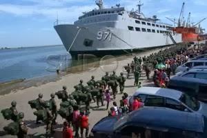Pemerintah Jangan Mau Diatur Singapura soal Penamaan Kapal KRI Usman Harun