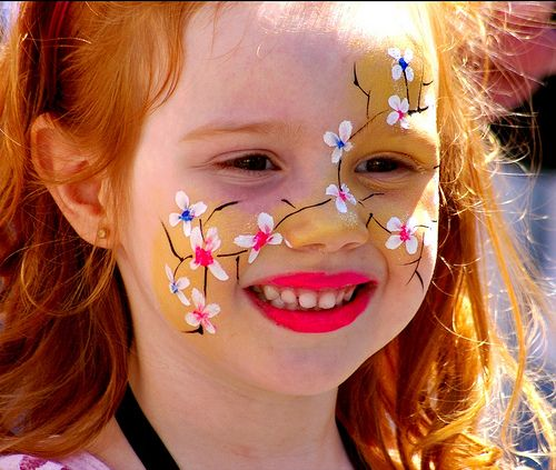 45 Face Painting Pictures