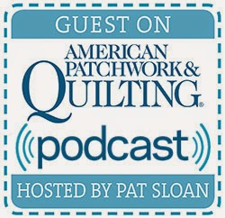 Listen to my interview with Pat Sloan!