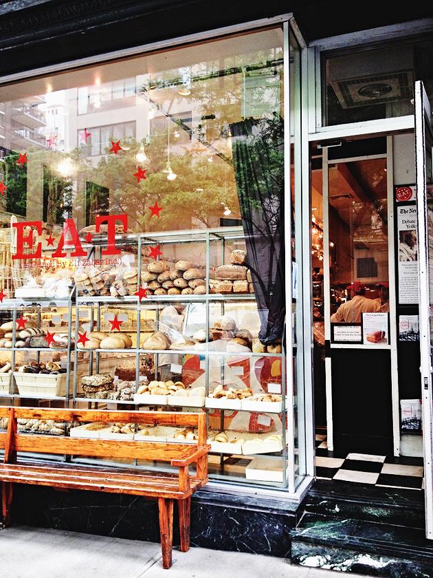 zabar's eat cafe