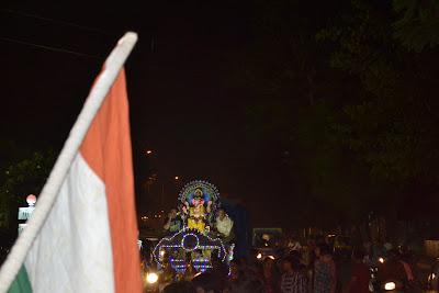 Ganesh Chaturthi Celebration Started