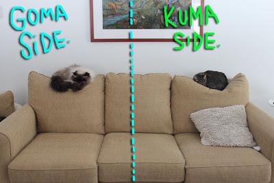 Goma Kuma Sides