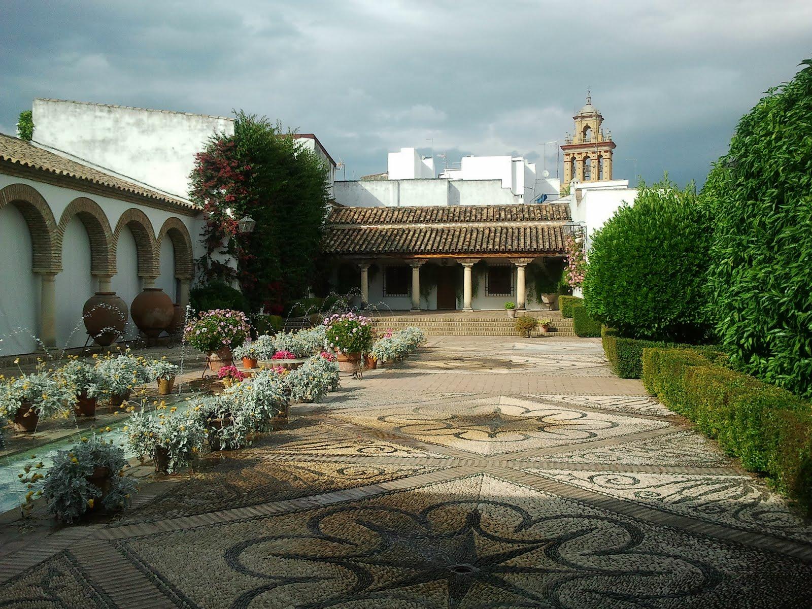 El jardín: Los jardines del Palacio de Viana de Córdoba