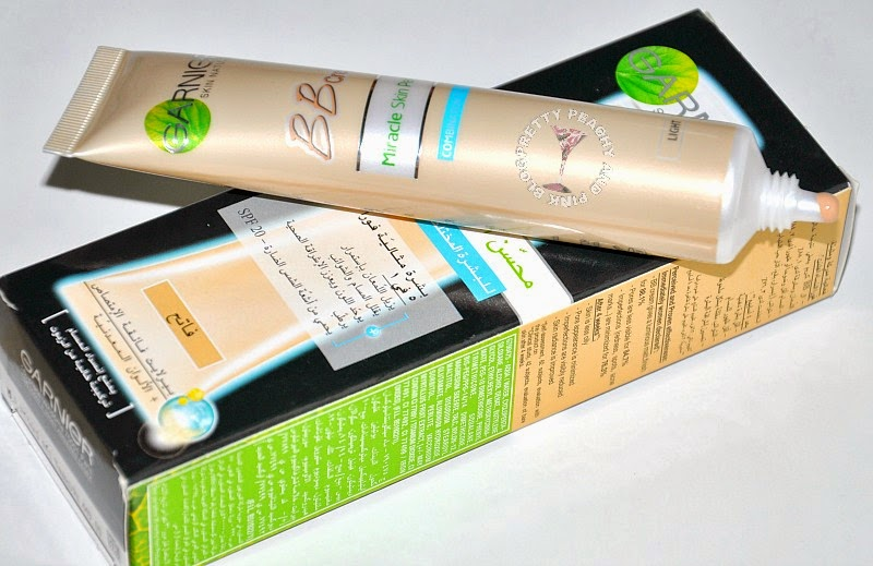 GARNIER BB CREAM FOR OILY SKIN In LIGHT
