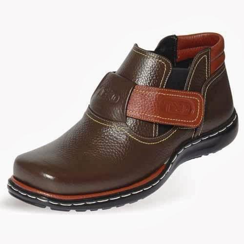 Sepatu Kulit Pria Model Pantofel Keren Harga Jual