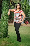 Ester Noronha photos bheemavaram bullodu press meet-thumbnail-11