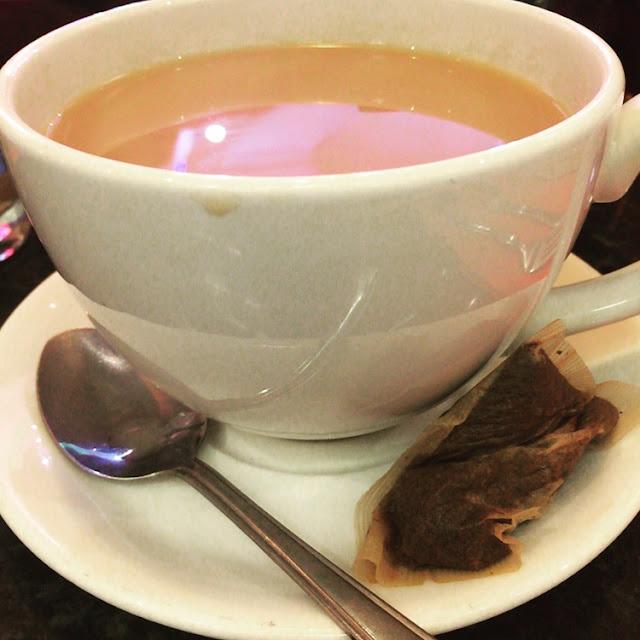 spain tea