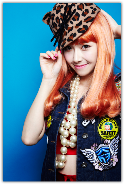 SNSD JESSICA 2013 iPhone Wallpaper Picture