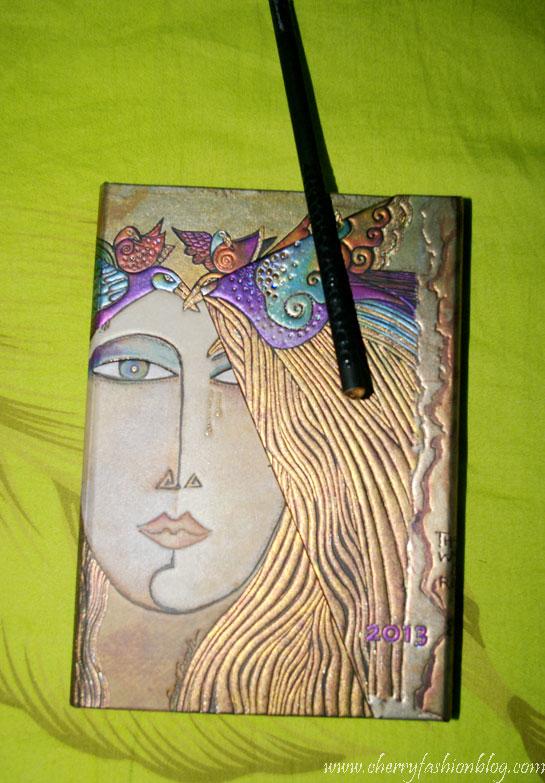 Diary, 2013 diary, get organized