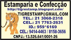 Tigre Stamp