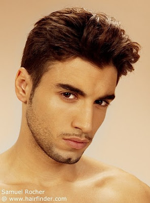 samuel rocher short men hair Cortes de cabello para hombre   #fashion #moda