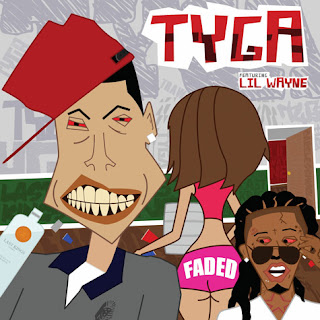Tyga - Faded (feat. Lil Wayne) Lyrics