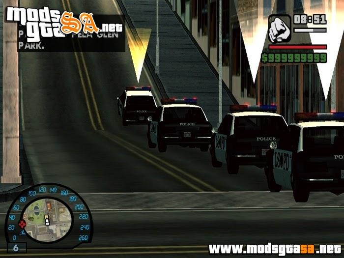 SA - Mod Missão Ocorrência de Sequestro
