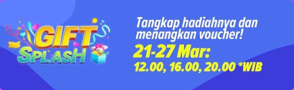 Kejutan Hadiah Ulang Tahun Lazada Ke 7 - Cek Sekarang !