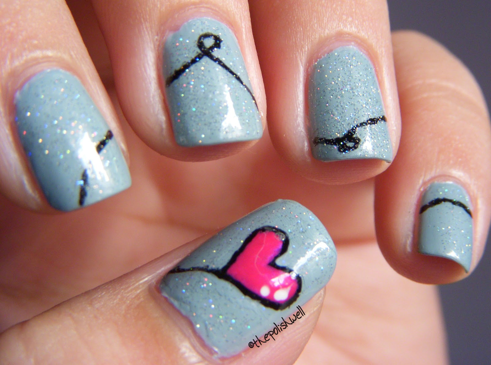 essay on painting nails