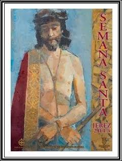 Cartel Oficial Semana Santa 2015.