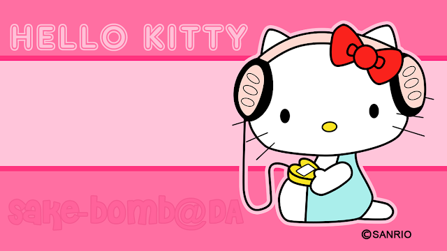 13242-Cartoon Hello Kitty HD Wallpaperz