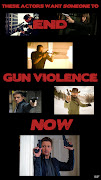 Guntoting actors want to keep the idea of good guys with guns shooting .