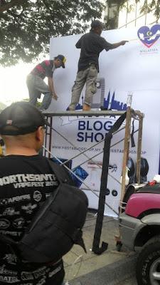 """alt=""""Bersih 4: Blog Shop at Medan Pasar"""