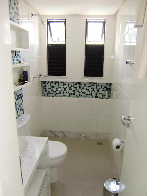 reforma 201 tudo de bomlenekarmo banheiro preto e
