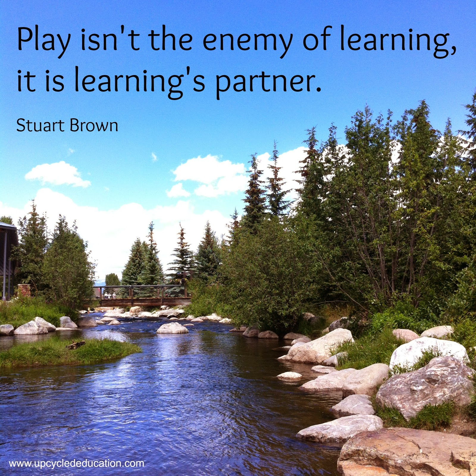 Play quote by Dr. Stuart Brown