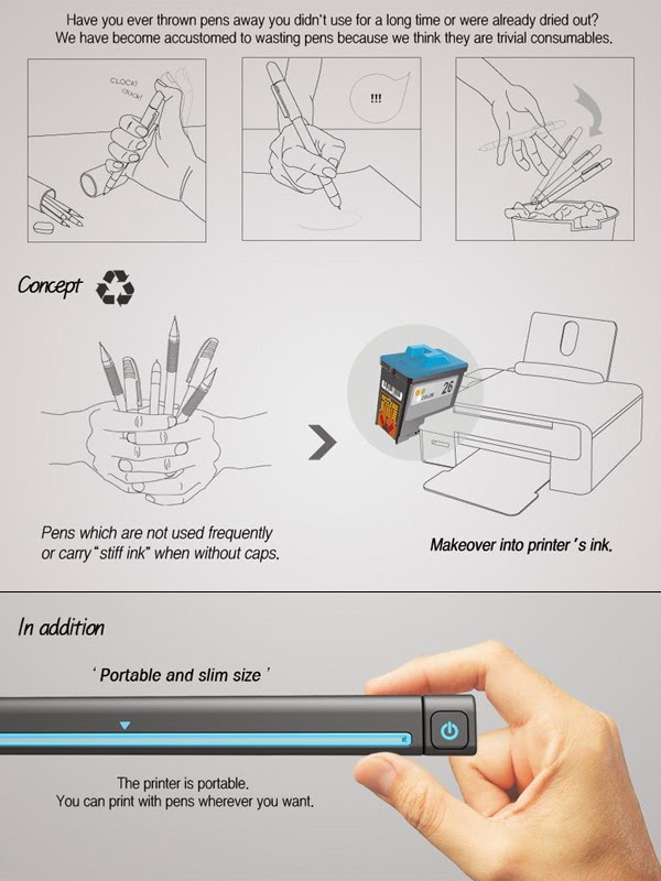 Impresora innovadora