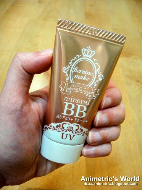 Heroine Make Mineral BB Cream Review