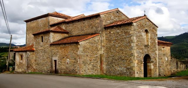 Iglesia de San Juan de Santianes de Pravia
