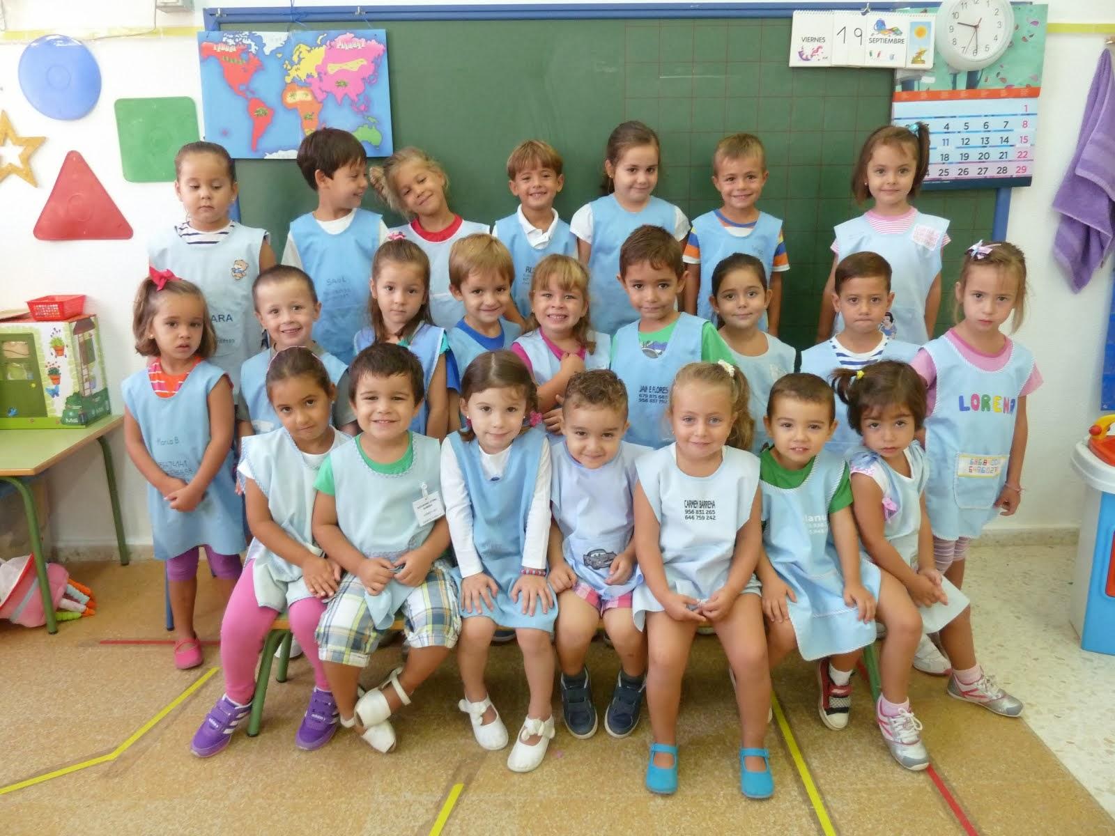 Infantil 4 años A curso 2013-14