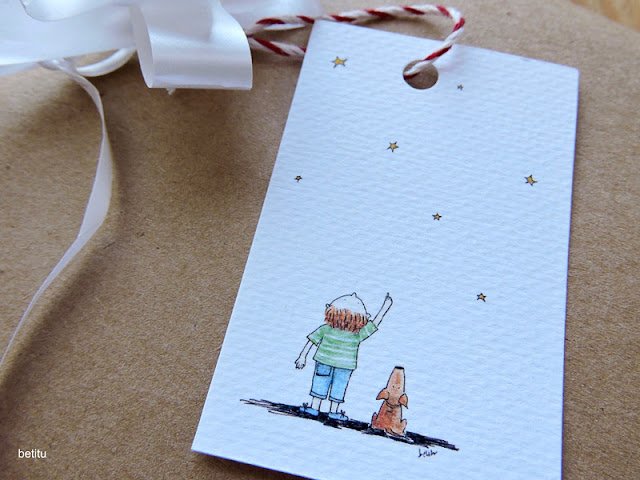 gift tags by betitu's quest