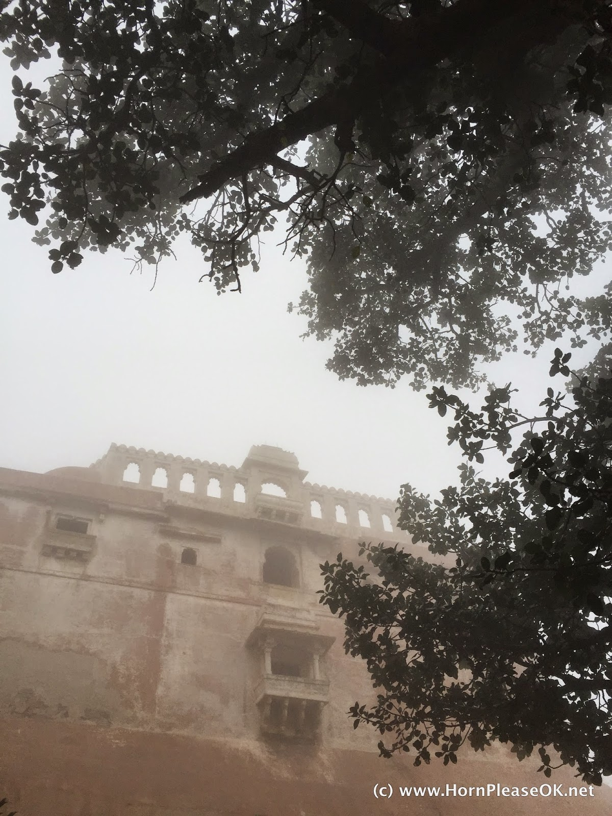 Palace within Kumbhalgarh fort