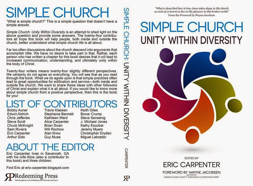 simple church book review Find book reviews, essays, best-seller lists and news from the new york times book review.