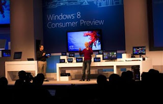 Take Windows 8 for a test drive