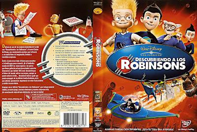 Descubriendo a los Robinsons (2007) | Caratula | Cartel | Dibujos