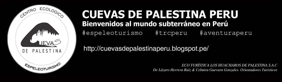 CUEVAS DE PALESTINA PERU