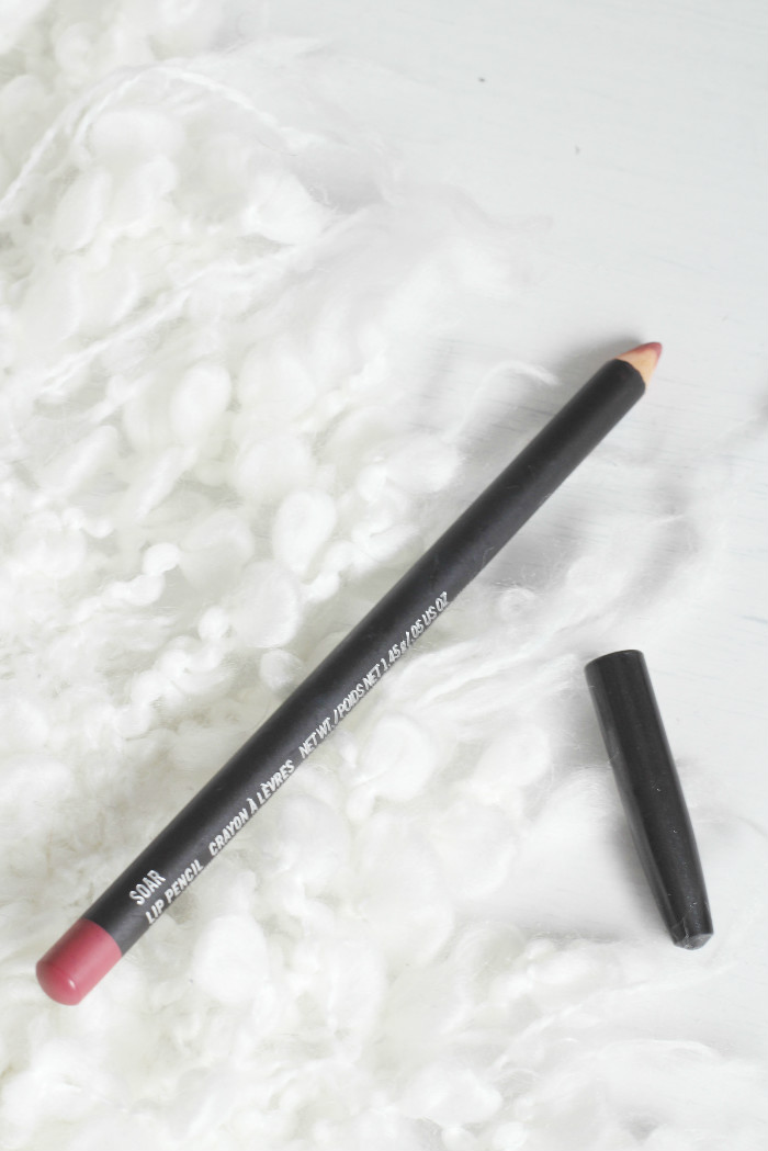 MAC Soar Lip Pencil Review and Swatches