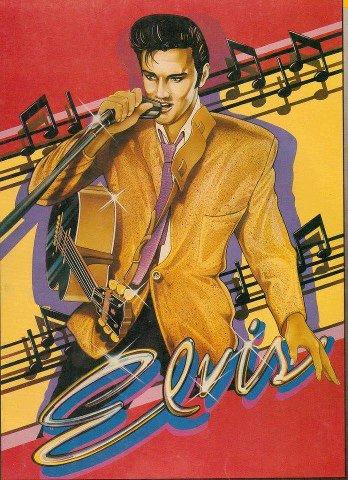 Caricaturas de Elvis Presley