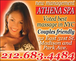 ATHENA - NY&#39; S BEST SPA