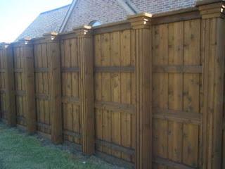 Деревянный забор. Фото 33