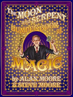 Capa do Livro The Moon and Serpent Bumper Book of Magic