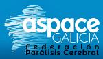 ASPACE Galicia: Logo y enlace al sitio web