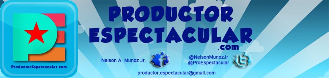 PRODUCTORESPECTACULAR.COM